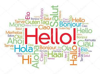 Акция «Здороваемся на родном языке»