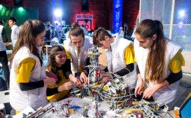 Стартовал отборочный этап Всероссийского конкурса детских инженерных команд «Кванториада-2021»